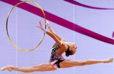 Обруч для художественной гимнастики. Виды и особенности
