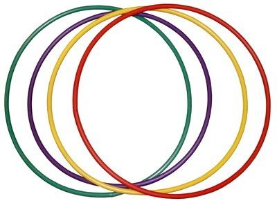 Obruch dlia khudozhestvennoi gimnastiki foto 1