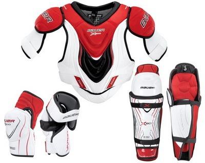 Хоккейная экипировка. Виды и производители. Как выбрать и комплект