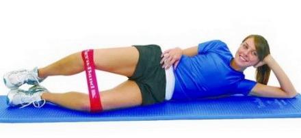 Резинки для фитнеса – как заниматься, полезные упражнения, чем можно заменить резинку?