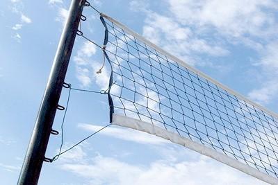 Sportivnaia setka dlia voleibola