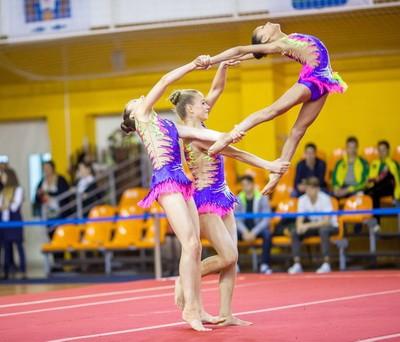 Sportivnaia akrobatika
