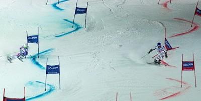 Slalom na lyzhakh