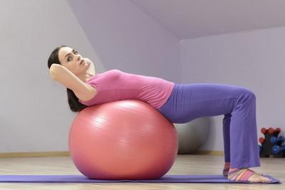 Fitbol aerobika bazovye uprazhneniia 2