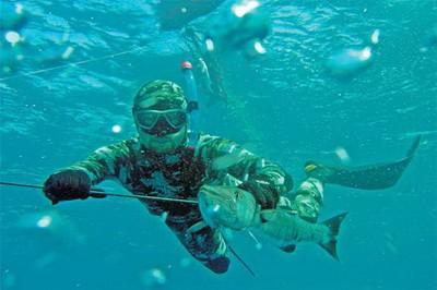 Podvodnaia okhota 3