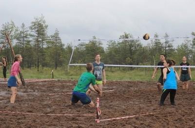 Bolotnyi voleibol 3