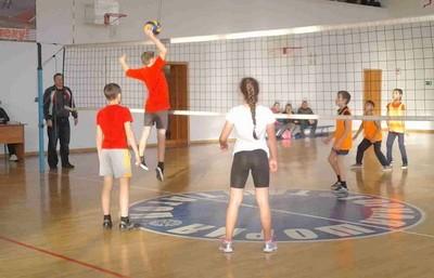 Ot pionerbola do voleibola