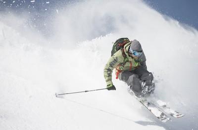 Фрирайд на лыжах. Виды и техника катания. Снаряжение и особенности