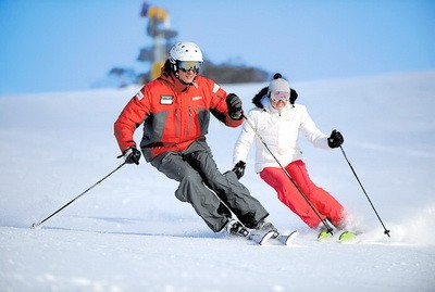 Трассовое катание. Уровни и особенности. Трассы и выбор лыж