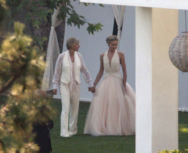 Portia's Ballerina Bridal Gown