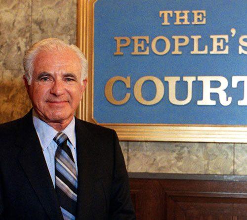 Image result for bill paxton judge wapner
