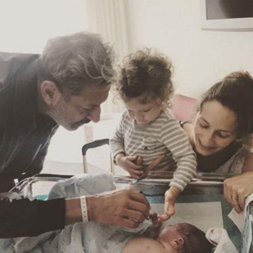 Jeff Goldblum ha avuto altro bambino