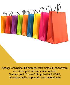 Daluk Transimpex Oradea sacoșe personalizate