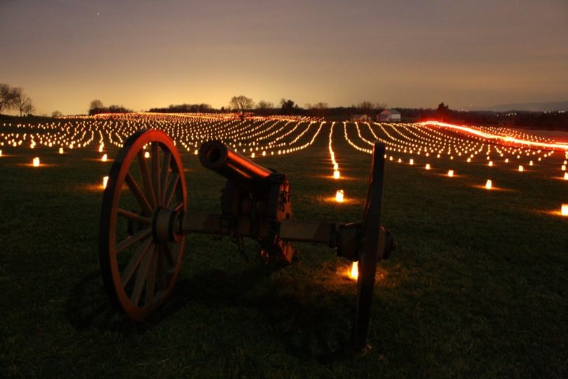 Illumination of Antietam
