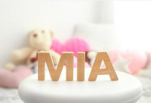 50cm High Individual Wooden Letters