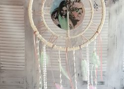dream catcher clock