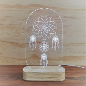 Dream Catcher LED Light