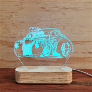 Hot Rod Illusion Light