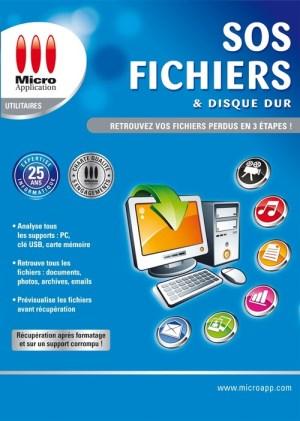 SOS Fichiers & Disque Dur