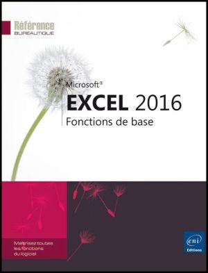 Excel 2016 Fonctions de base