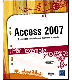ACCESS 2007 (Par l'exemple)