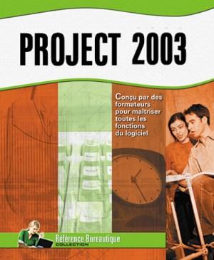 Project 2003 Version Standard