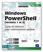 Windows PowerShell (versions 1 et 2)