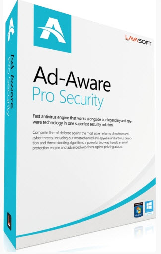 AD-AWARE PRO SECURITY – Version multilingue