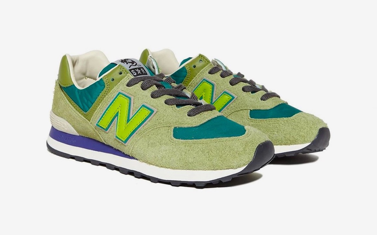 New Balance 574 Stray Rats Collaborative Capsule Launch