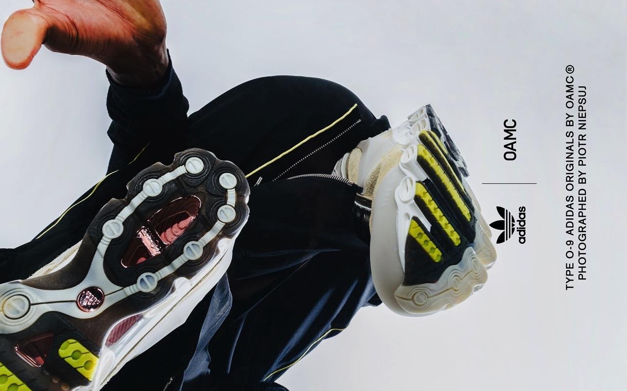 OAMC Adidas Type O-9 Price