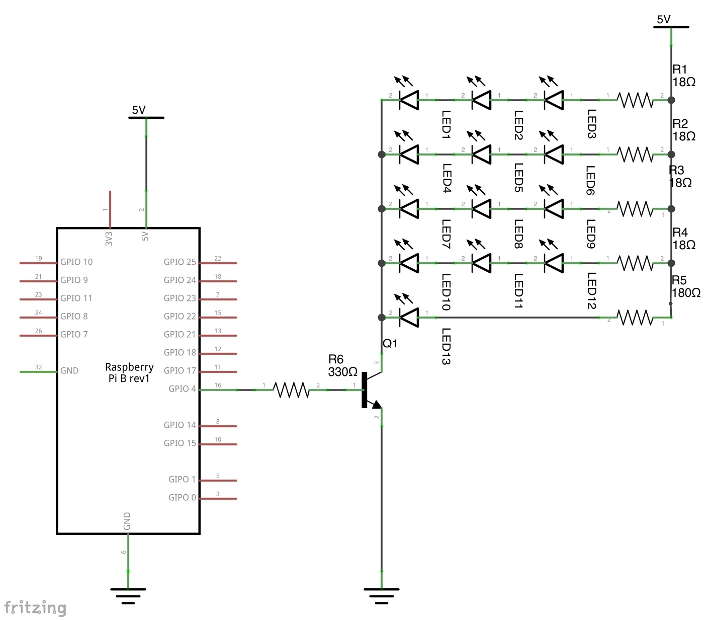 Raspberry Pi Relay Wiring Diagram