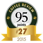 Coffee Review's No. 27 Coffee of 2015