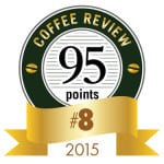 Coffee Review's No. 8 Coffee of 2015