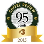 Coffee Review's No. 3 Coffee of 2015
