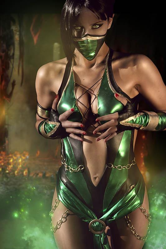 Resultado de imagen para mortal kombat jade