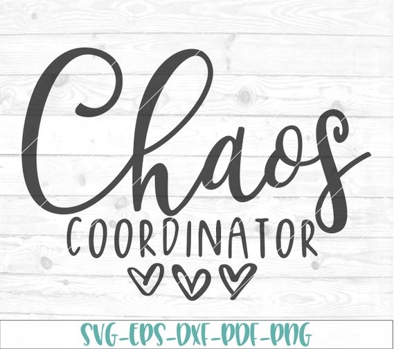 Download Chaos Coordinator SVG PNG DXF EPS Files · Pure Love ...