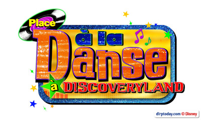 It's Dance Time... in Discoveryland