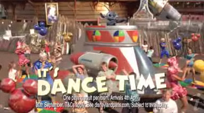 Mickey's Magical Party TV advert commercial