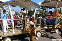Disney Characters' Express
