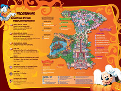 Mickey's Not-So-Scary Halloween Parties