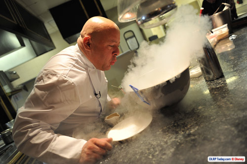 Thierry Marx whips up first batch of sweet treats
