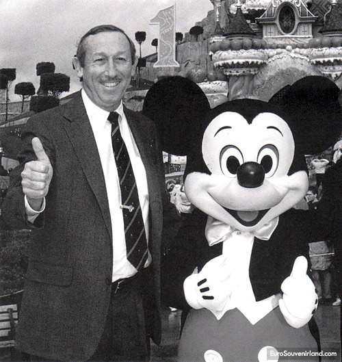 Roy E. Disney, twice saviour of the mouse, has died