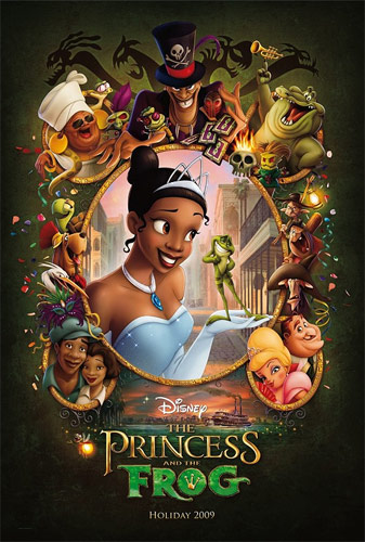 Princess and the Frog previews for APs & Shareholders