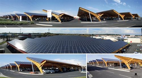 Parking to power the magic? Huge solar project rumours