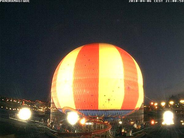 PanoraMagique balloon
