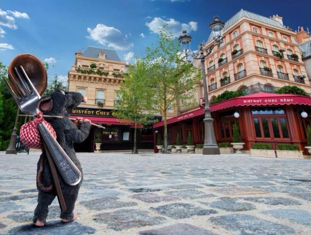 Ratatouille: The Adventure at Disneyland Paris
