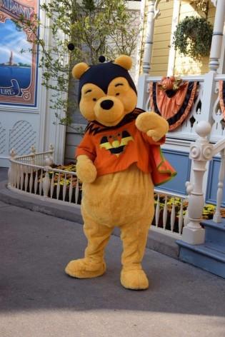 The Aristocats' Marie makes Disneyland Paris debut in daily Halloween appearances ©InsideDLParis