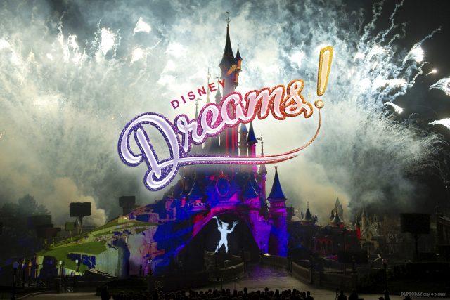 Final Disneyland Paris Disney Dreams! nighttime spectacular performance announced