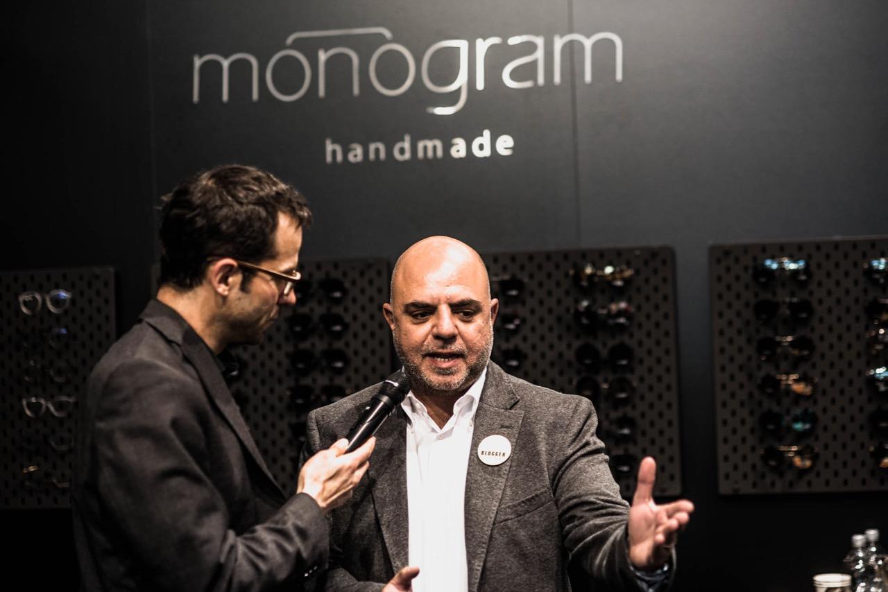 Monogram - opti 2018 München