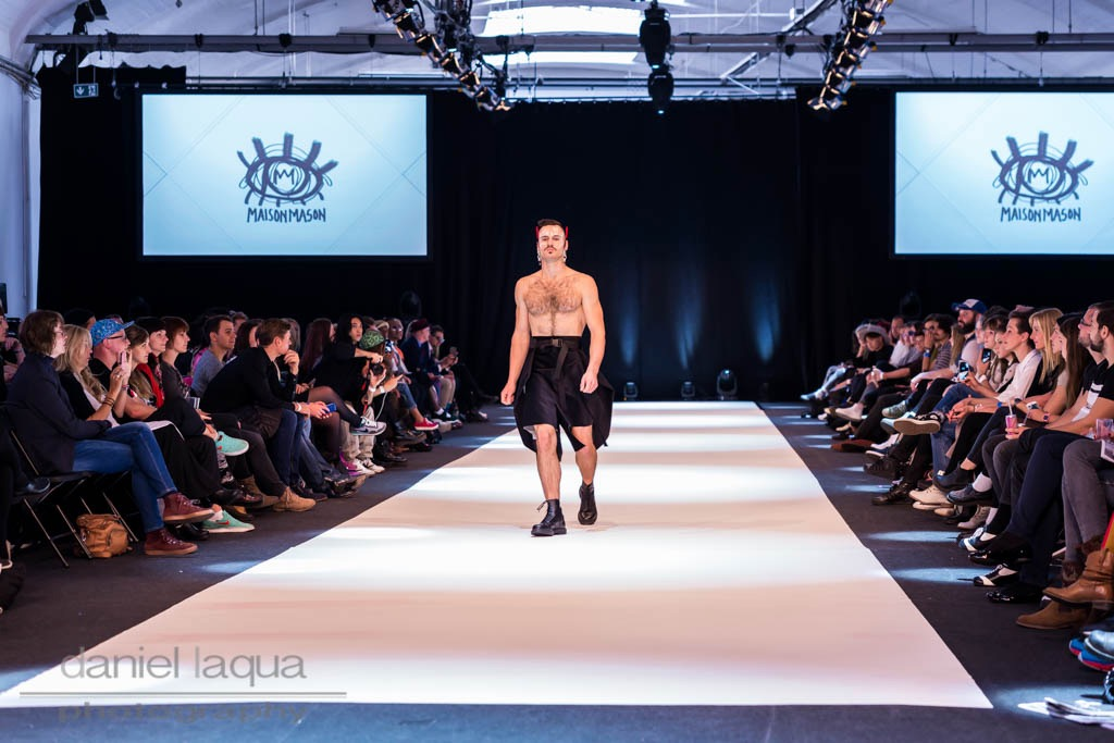 MAISON MASON SHOW | BERLIN ALTERNATIVE FASHION WEEK